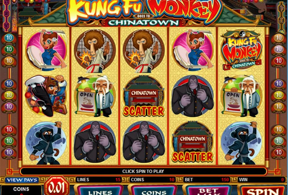 Kung Fu Monkey: Your Cash Pet