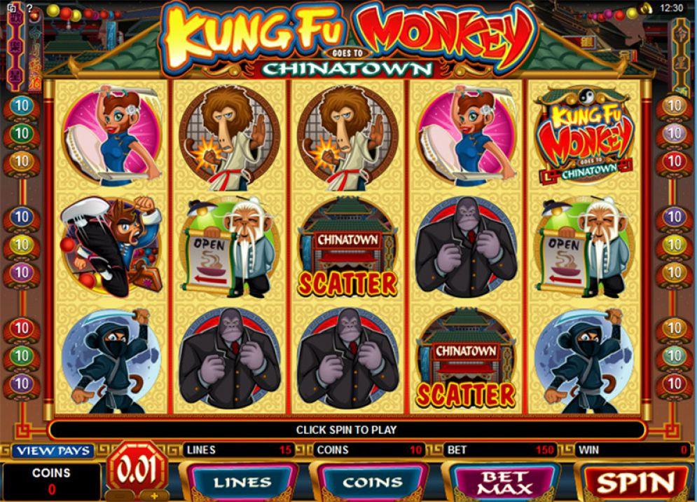 Kung Fu Monkey Your Cash Pet