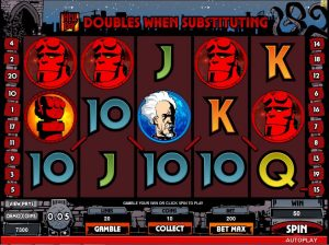 Hellboy Online Casino Game